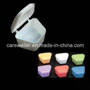 Plastic Dental Denture Box/Teeth Box pictures & photos