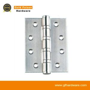 S. S Door Hinge with Square Corner/ Door Hardware (4X3X2.5) pictures & photos