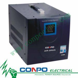 AVR-500va/1000va/1500va/2000va/3000va/5000va/8000va/10000va Relay-Type Automatic Voltage Regulator/Stabilizer pictures & photos