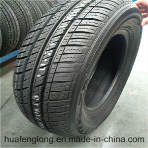 China Popular Semi-Sheel Radial Car Tyre (195/55r15)