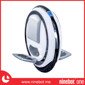 One Wheel Single Self Balancing Electric Unicycle Scooter pictures & photos