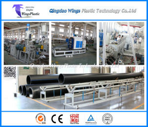 PE / HDPE Pipe Making Machine / Extrusion Line Factory pictures & photos