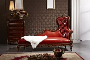 Living Room Furniture/ Classcial Sofa/ Leather Sofa Chair /Home Royal Sofa (WeidiF05B)