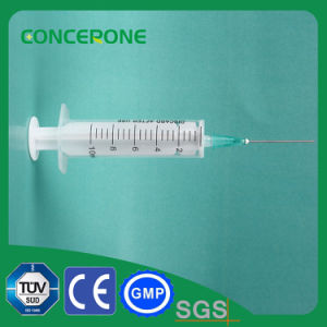 2-Part 10ml Luer Slip Syringe for Sale pictures & photos