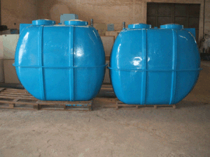 Single Wall FRP Tanks for Septic Use pictures & photos
