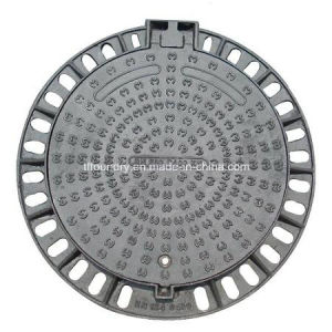 Ductile Casting Iron Sewer Manhole Cover & Frame pictures & photos