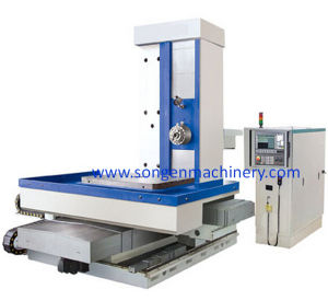 CNC Table Type Horizontal Boring Mill, Boring Spingdle Diameter 110mm, 130mm pictures & photos