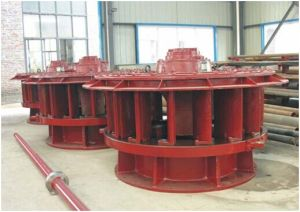 Axial Flow Hydro Turbine System pictures & photos