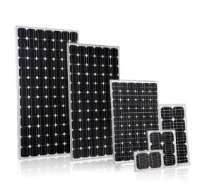 210W Mono PV Solar Power Panel Wtih TUV ISO