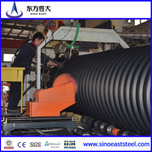 ISO GB Standard High Density Polyethylene Double Wall Corrugated Pipe pictures & photos