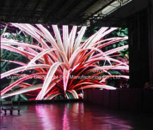 P10 Outdoor Die-Cast Rental Moving LED Display Screen pictures & photos