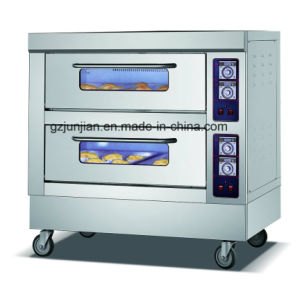 Double Layer Two Tray Stainless Steel Bread Oven pictures & photos