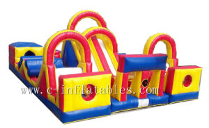 Inflatable Adrenaline Force/ Inflatable Extreme Run/ Big Inflatable Obstacle Course Combo