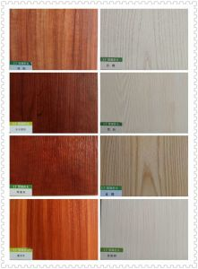 New Design High Standard Lacquer Wood Kitchen Cabinet Yb1707042 pictures & photos
