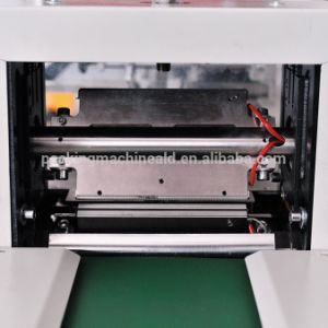 Automatic Feeding Film Bag Making Toilet Soap Flow Packing Machine Ald~350X pictures & photos