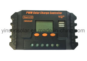 15A Solar Charge Controller for Solar System pictures & photos