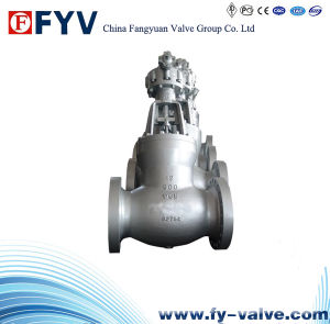 API 600&602 Pressure Seal Forged Globe Valve pictures & photos