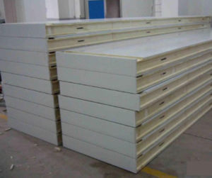 High Quality Thermal Insulation Heat Preservation Cold Room Sandwich Panel pictures & photos
