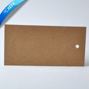 Natural Brown Kraft Paper Tag pictures & photos