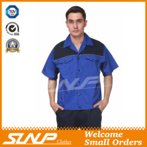 Men Shirt Workwear with Waterproof and Reflective Tape