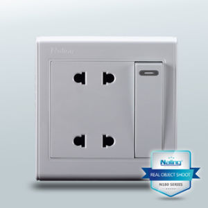 Light Socket Switch 1gang 1 Way