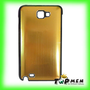 Shiny CD Pattern Aluminum Hard Case for Samsung Galaxy Note I9220 (TM-MB-S007)