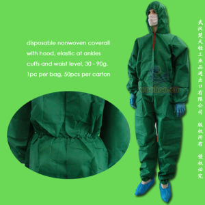 Disposable Nonwoven Coverall pictures & photos