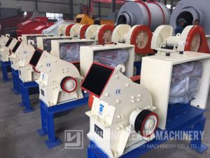 2017 Yuhong Mini Stone Hammer Crusher Low Price PC Hammer Crusher pictures & photos