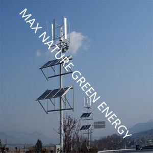 Wind Turbine Generator for Wind Solar System with AC and DC Loading pictures & photos