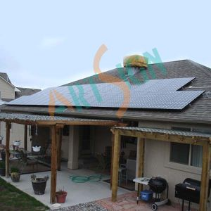 Solar Electricity Generating System for Home pictures & photos