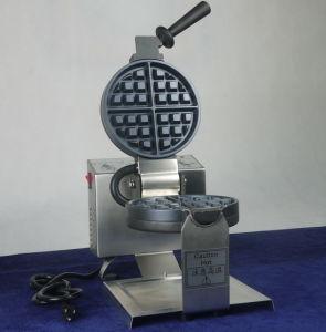 Bakery Equipment Electric Baking Pan Belgian Waffle Iron pictures & photos