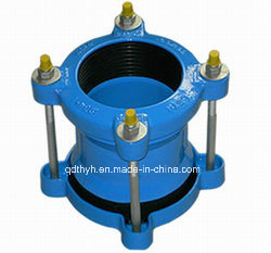 Ductile Iron Quick Flange Adaptor for PVC/PE Pipe pictures & photos