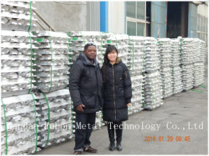 Factory Quality and Price of Aluminum Ingot 99.7% pictures & photos
