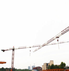 Hot Sales China Export Ktp6520 Topless Tower Crane for Construction Machinery pictures & photos