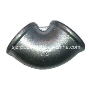 Beaded Galvanized Elbow Malleable Iron Pipe Fittings pictures & photos