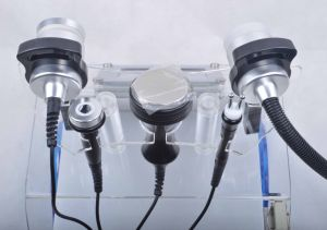 5 in 1 Ultrasonic Cavitation Ultrasound Tripolar Sixpolar RF Radio Frequency Bio Beauty Devices pictures & photos