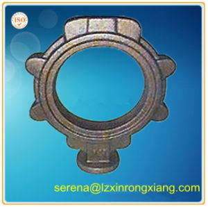 Casting Support Iron Plate Cast Iron Rack Cast Support pictures & photos