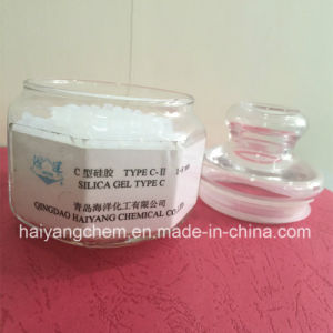 Haiyang Type C Silica Gel Drier Adsorbent Catalyst Carrier