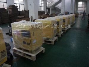 Strong Carton Packing Diesel Generator Set (6KW) pictures & photos