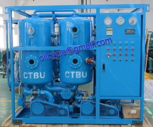 Model Zls Double Stage Vacuum Transformer Oil Purifier pictures & photos