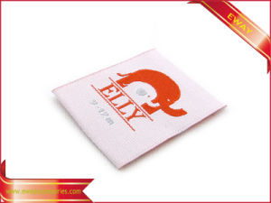 High Density Fabric Label Woven Label Main Tag pictures & photos