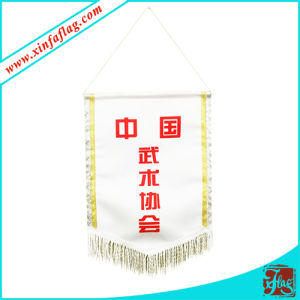 Polyester Pennants Flag Banner/Customized Design Bannerettes pictures & photos