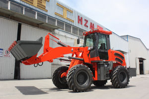 Hzm Brand 2.8t Shovel Wheel Loader China Hzm 928 pictures & photos