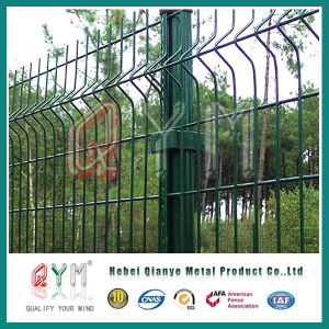 Hot-DIP Galvanized After Welding /Welded Wire Mesh Fence pictures & photos