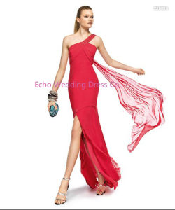 Bridesmaid Dresses One Shoulder (EGS99)