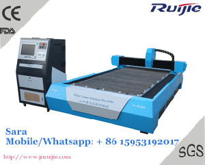 Competitive Price Raycus Control 3000*1500mm 500W Fiber Laser Cutting Machine pictures & photos