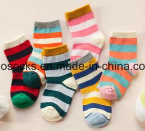 Hot Sale Soft Cotton Baby Socks Wholesale pictures & photos