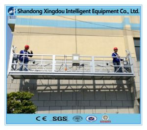 Construction Steel Platform for Sale High Quality Aerial Suspended Platform pictures & photos
