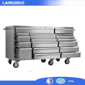 Hot Sell Stainless Steel Tool Chest Trolley pictures & photos