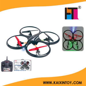 2.4G 4CH Radio Controlled Toys RC Drone with Gyro and Light and Camera pictures & photos